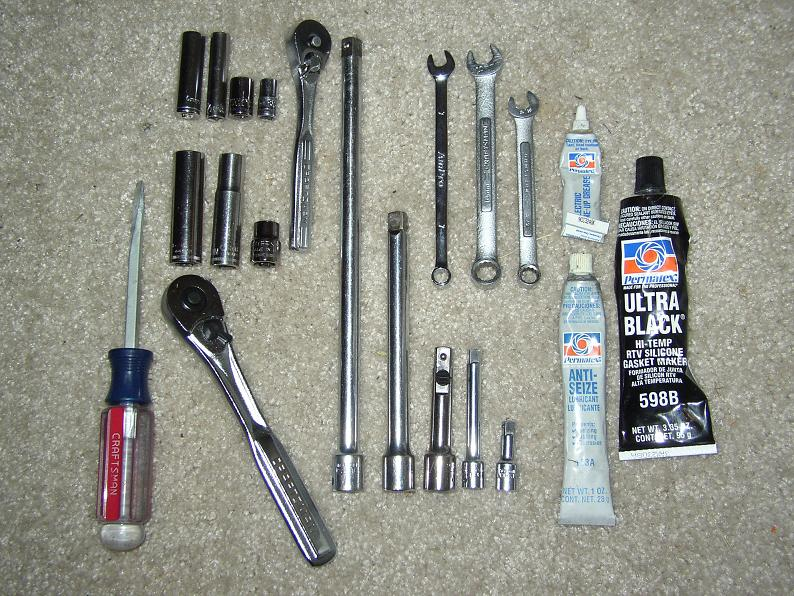 Lincoln LS Repair - Valve Cover Seal Replacement