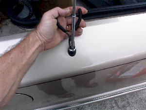 Lincoln Town Car antenna replacement - car stereo
