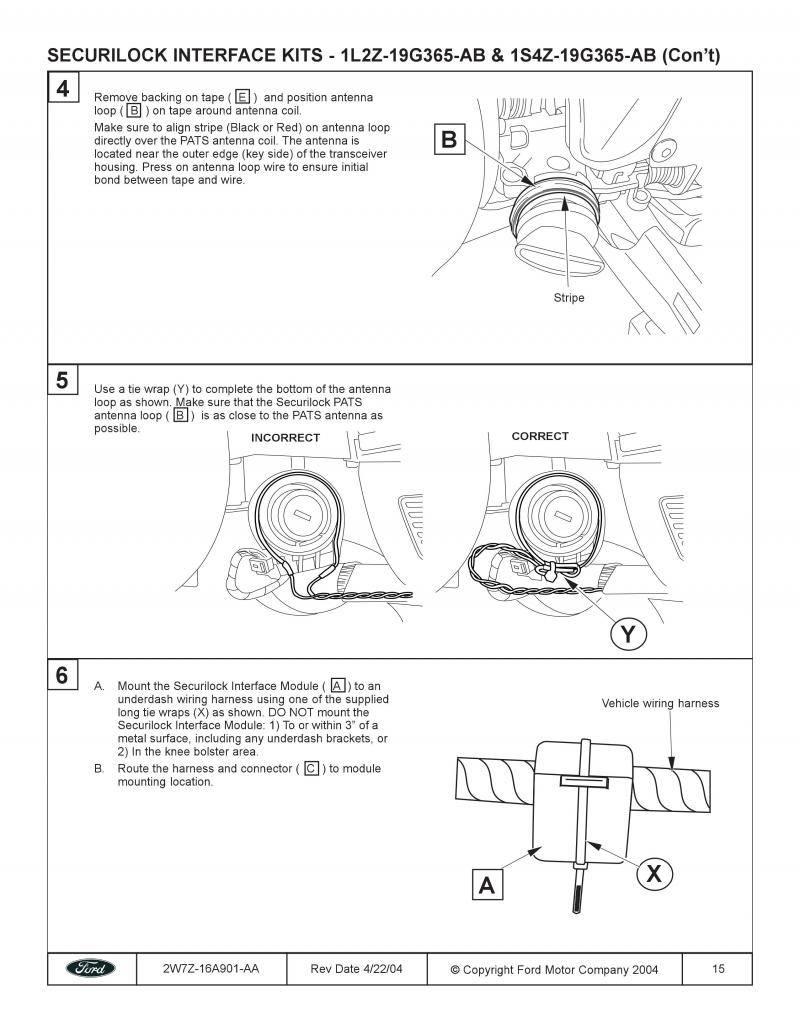 Dealer Rke  Rmst Wiring Diagrams