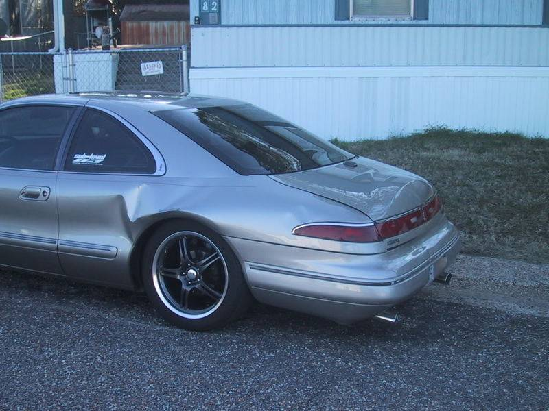39 94 mark viii base parting out lincoln vs cadillac forums - Lincoln mark viii interior parts ...