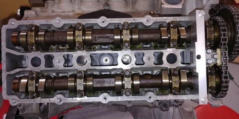 LINCOLN LS 2003 2004 2005 2006 V8 3.9 ENGINE RIGHT CYLINDER HEAD CAMSHAFTS