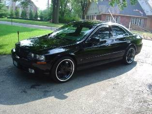 Another LS on 22S  Lincoln vs Cadillac Forums