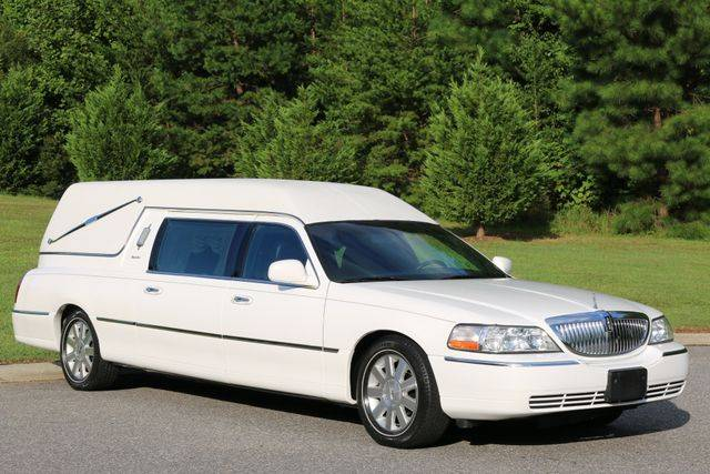 For Sale 2003 Lincoln Town Car Hearse Eureka Conversion Lincoln