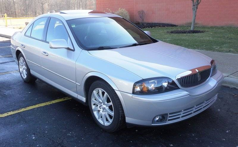 2004 Lincoln LS  #04d.JPG