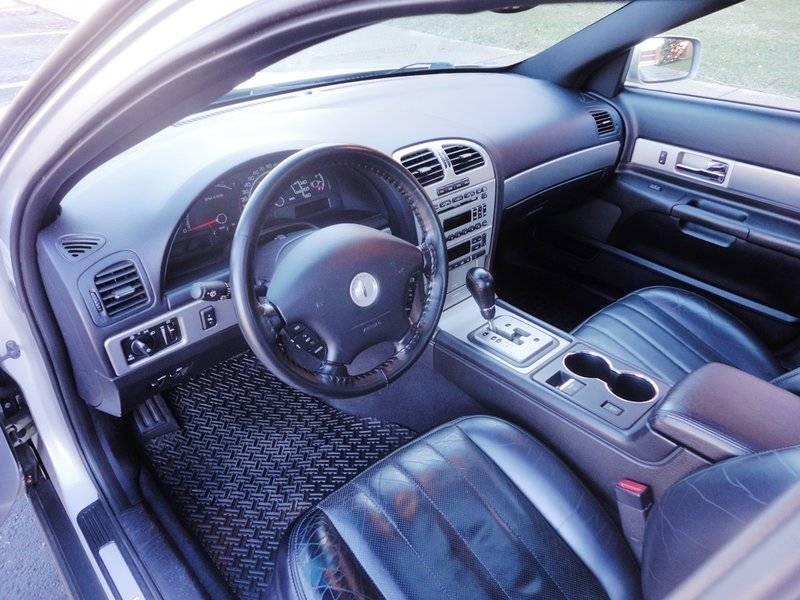 2004 Lincoln LS  #11.JPG