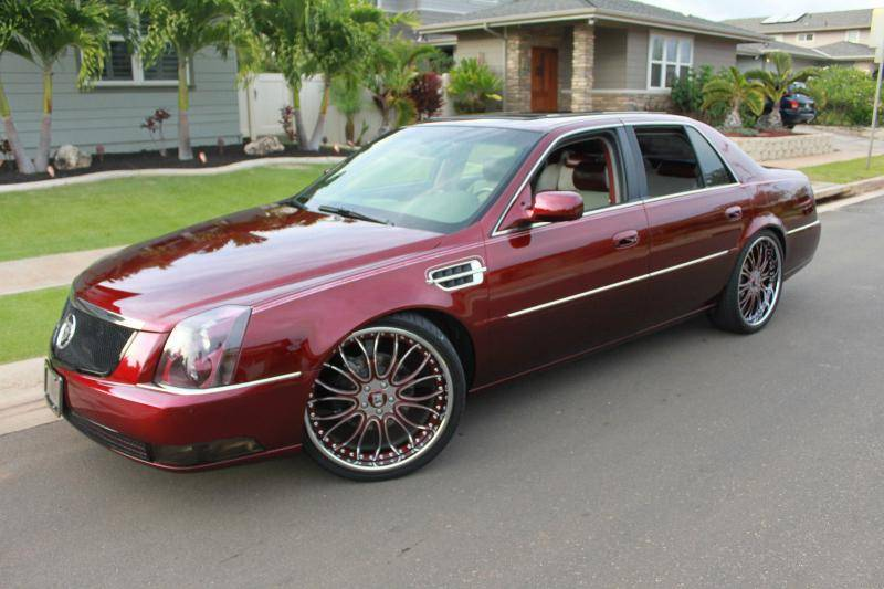 For Sale Shaquille O Neal S Once Owned Cadillac Dts