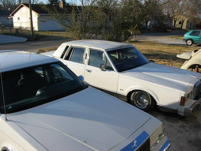Removing The Cloth Top From An 89 Ltc Lincoln Vs Cadillac Forums