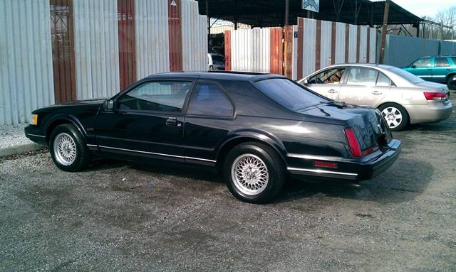 1991 Lincoln Mark Vii Lsc Se Lincoln Vs Cadillac Forums