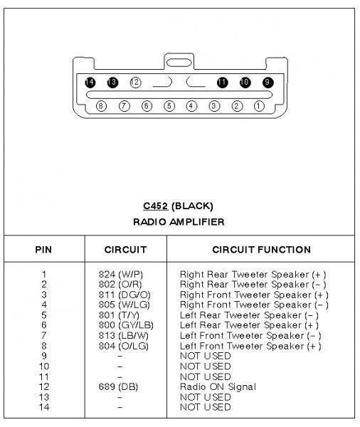 jbl amp speakers lincoln vs cadillac forums Basic Electrical Wiring Diagrams at crackthecode.co