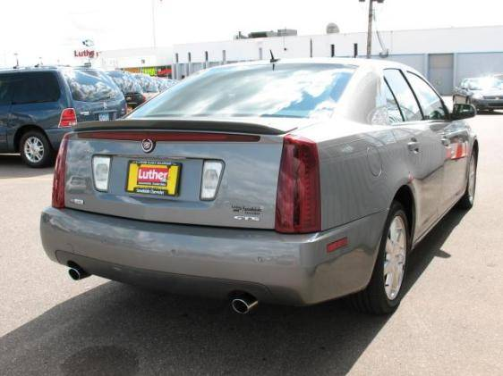 Considering buying a 2005 Cadillac STS V8... Who has one? | Lincoln