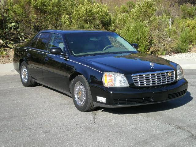 2000 Cadillac DeVille DTS $9000 | Lincoln vs Cadillac Forums