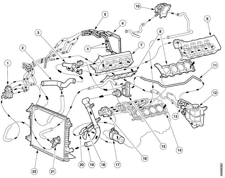 3 9 lincoln ls engine diagram 3 9 wiring diagrams online