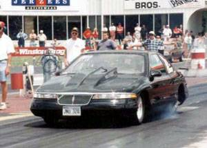 One Fast Mark Viii Pics Lincoln Vs Cadillac Forums