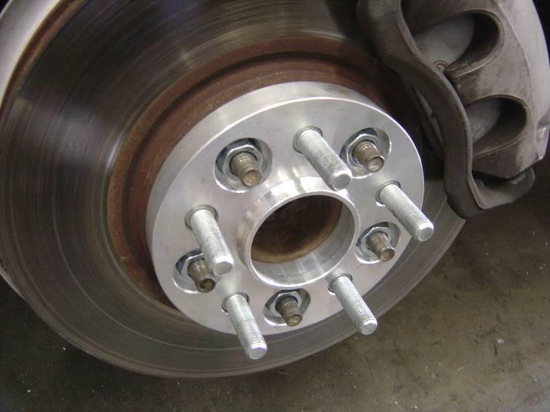 Rotor Centering Rings Mm