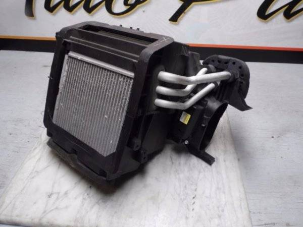 Heater core and blend box door for Lincoln LS.JPG