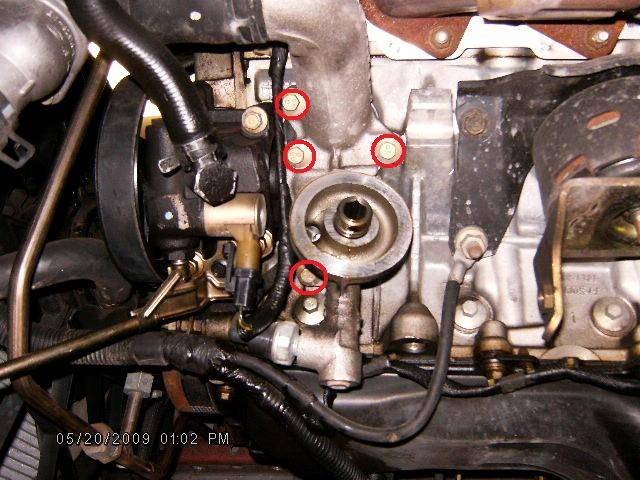 Oil Filter Aptr Gasket Struggle Lincoln Vs Cadillac Forums