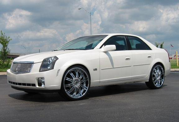 2005 Cadillac Cts On 22s Lincoln Vs Cadillac Forums