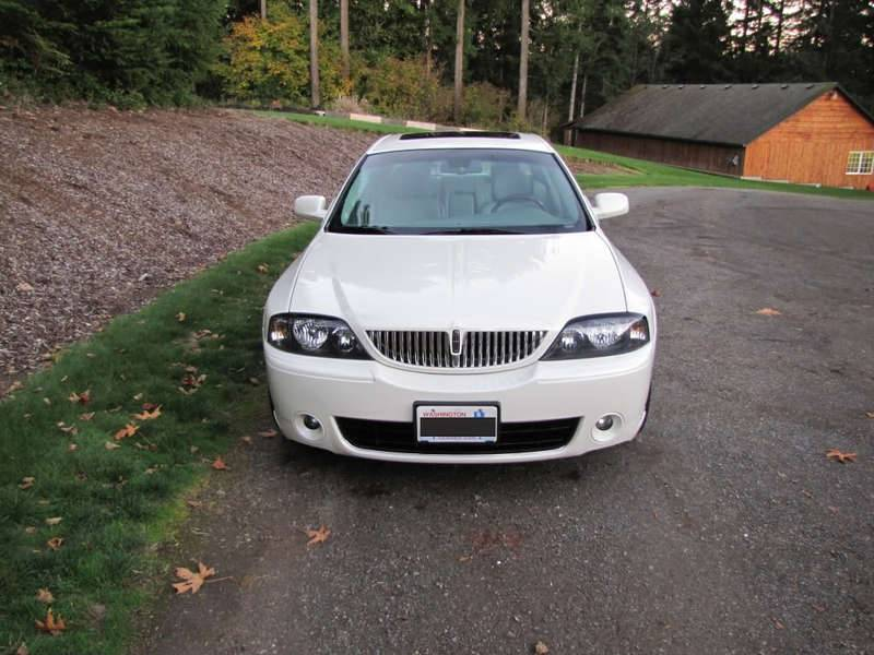 pearl white 2006 lincoln ls v8 pictures lincoln vs cadillac forums. Black Bedroom Furniture Sets. Home Design Ideas