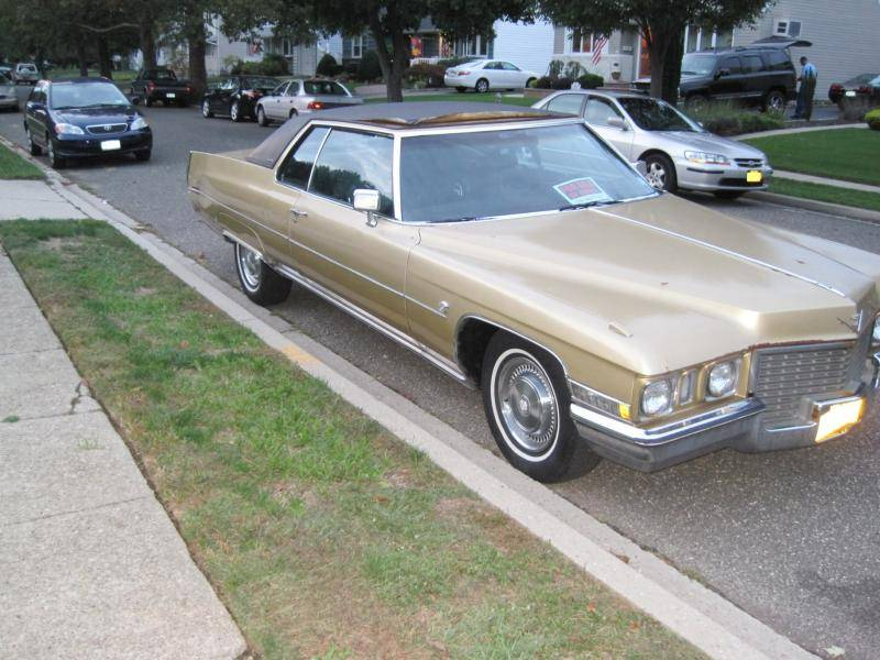 FS: 72 Cadillac Coupe Deville | Lincoln vs Cadillac Forums