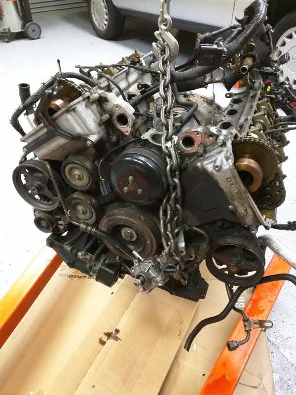 Rebuilding the LS 3.9L V8 - parts are scarce! | Lincoln vs Cadillac ForumsLincoln vs Cadillac Forums