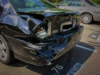 Lincoln LS - Accident Side 2008.jpg