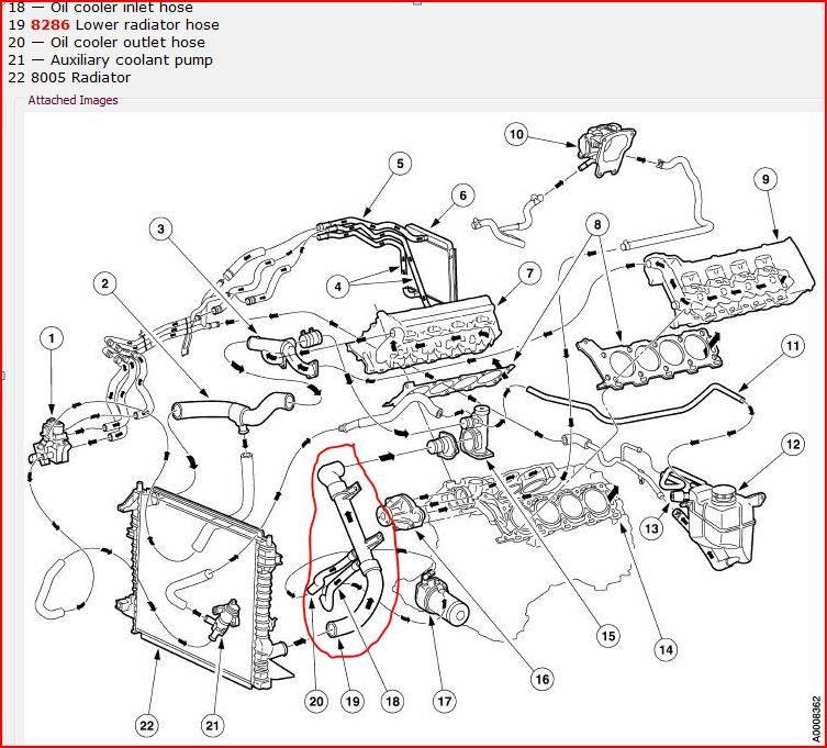 2003 ford explorer transmission diagram