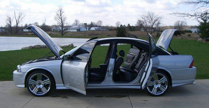 LS suicide doors 01.jpg & Suicide Doors on a Lincoln MKZ | Lincoln vs Cadillac Forums