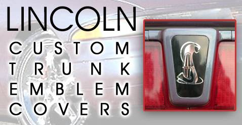 Cadillac Of Fayetteville >> cobra lincoln emblem | Lincoln vs Cadillac Forums
