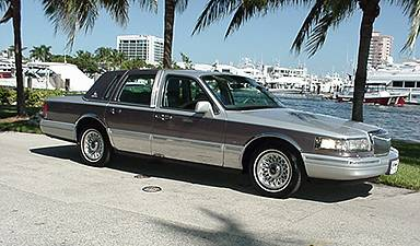 Rare Tc Limited Edition Lincoln Vs Cadillac Forums