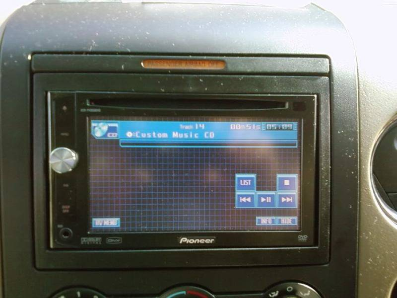 Pioneer AVH-P4000DVD double din 4 sale   Lincoln vs Cadillac Forums