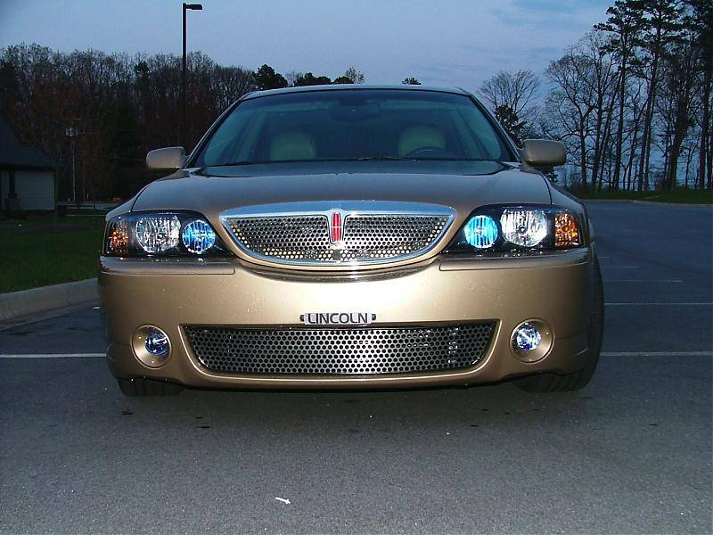 Finally McLAren grill installed . New pics | Lincoln vs Cadillac Forums