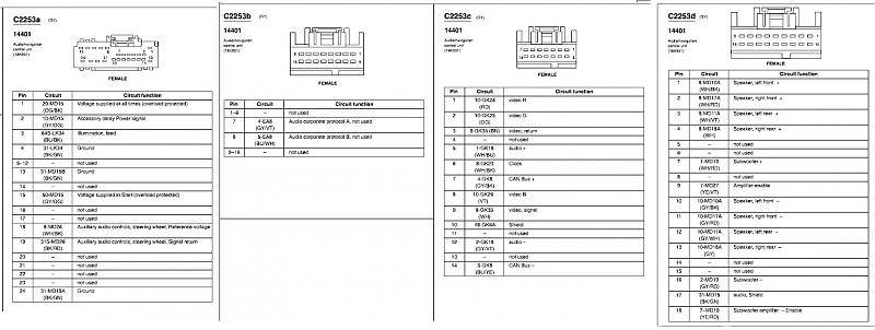 i need wiring diagram lincoln vs cadillac forums 2004 lincoln ls radio wiring diagram at eliteediting.co