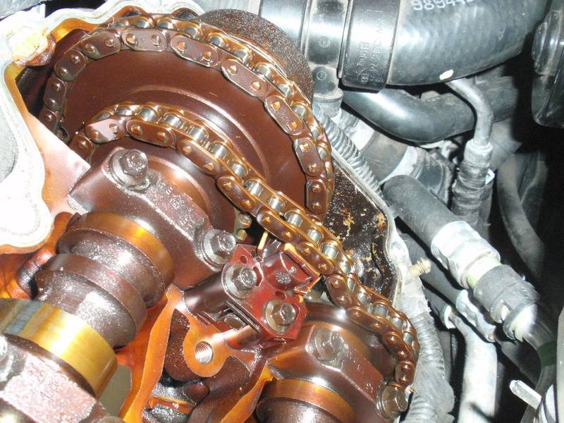 Timing Chain? Yep it's the timing chain | Lincoln vs