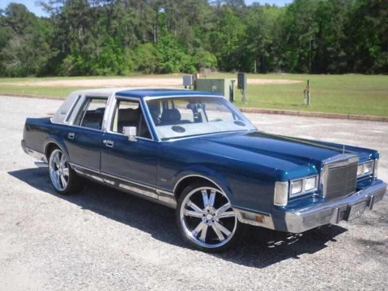 My Donk Towncar Lincoln Vs Cadillac Forums