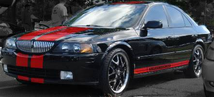 My 02 Ls V8 Racing Stripe Lincoln Vs Cadillac Forums