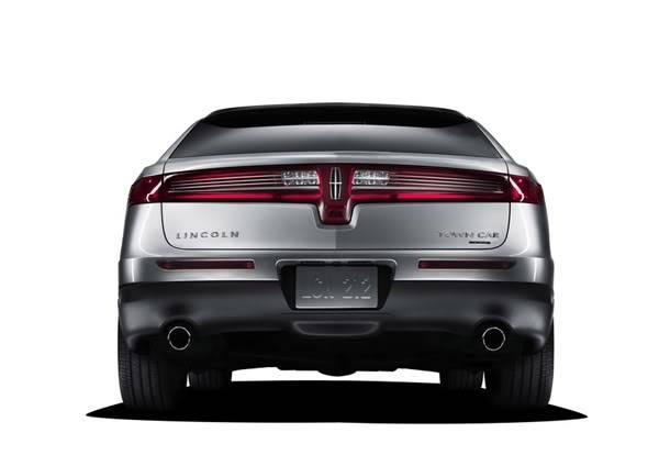 Town Car Concept Lincoln Vs Cadillac Forums
