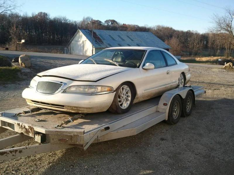 For sale 1998 lincoln mark viii part out lincoln - Lincoln mark viii interior parts ...