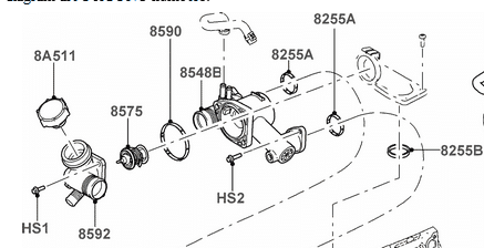 engine overheat? lincoln vs cadillac forums 2000 Lincoln LS V8 Problems Lincoln 3.9 V8 lincoln ls v8 engine diagram